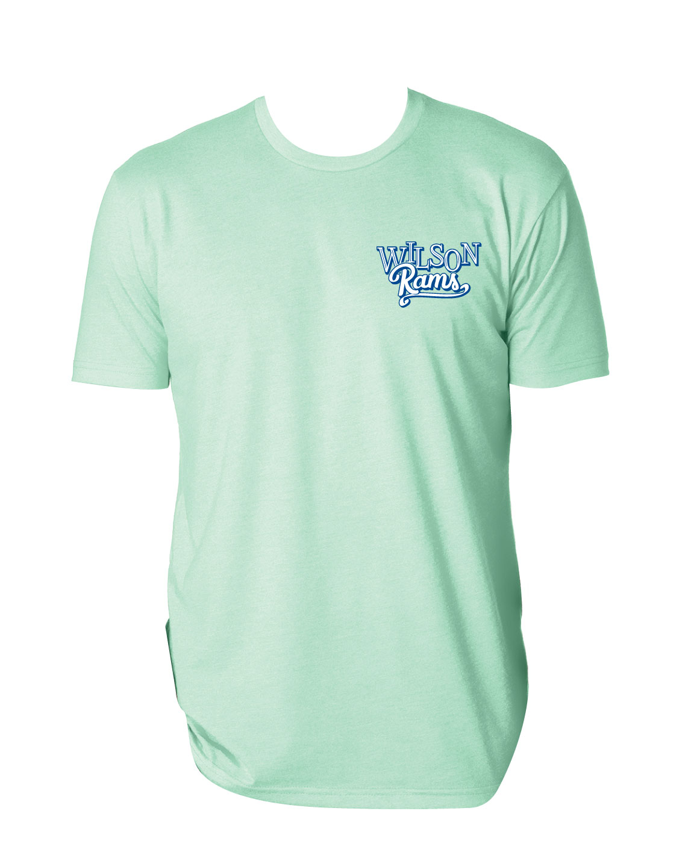 Mint lightweight T-shirt