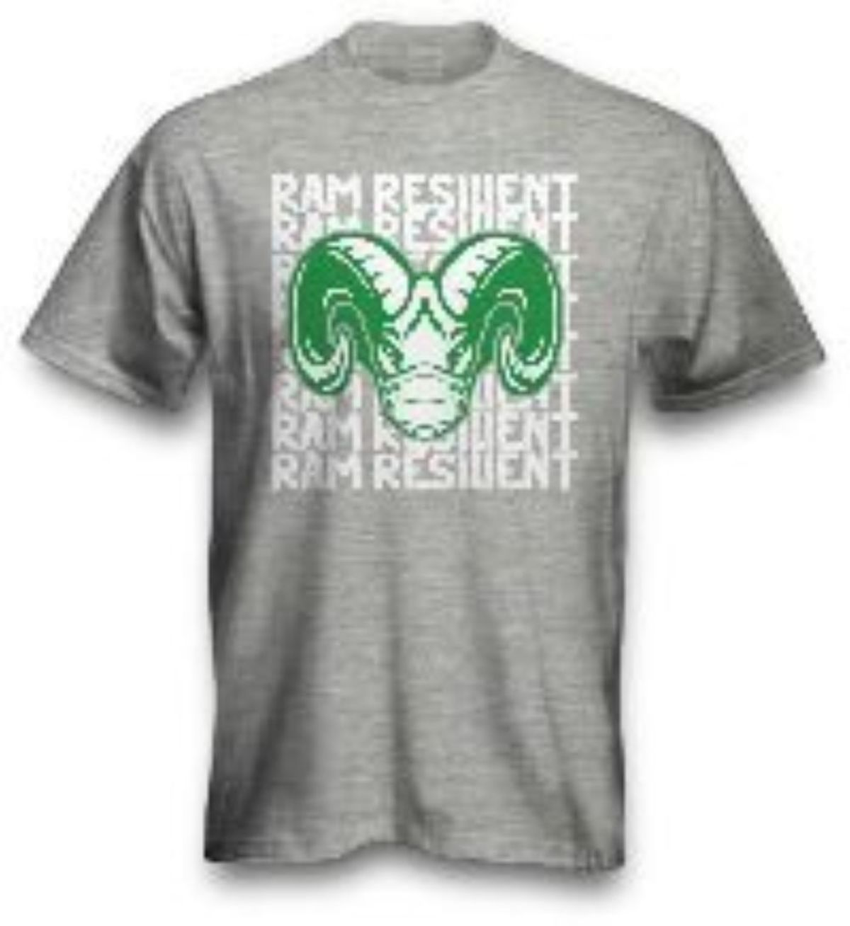 NEW! Ram Resilient Soft Style T-shirt